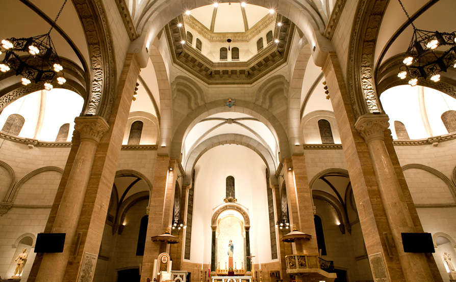 The Manila Cathedral Basilica Mcb Has Been Venue Of Numerous Special Religious Events One Most Preferred Churches For Weddings And